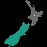 Kaart Abel Tasman Nieuw Zeeland