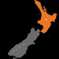 Coromandel Nieuw Zeeland