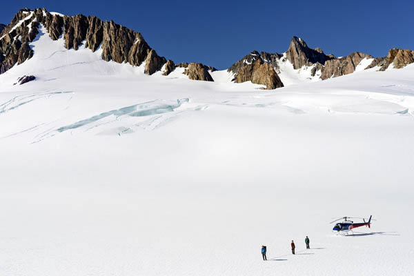 Franz Josef Glacier nieuw zeeland