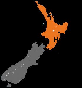 Hawke's Bay Nieuw Zeeland
