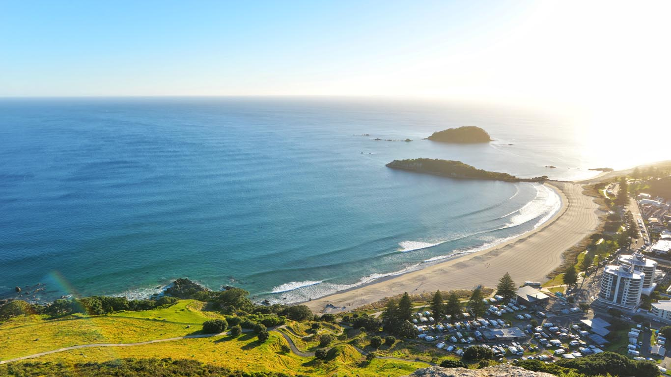 Mt Maunganui, Bay of Plenty