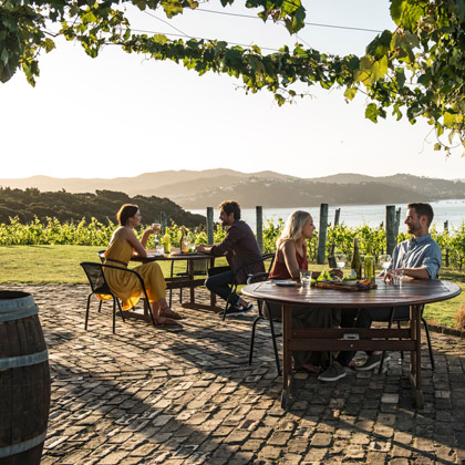 wijn nieuw zeeland, Marlborough