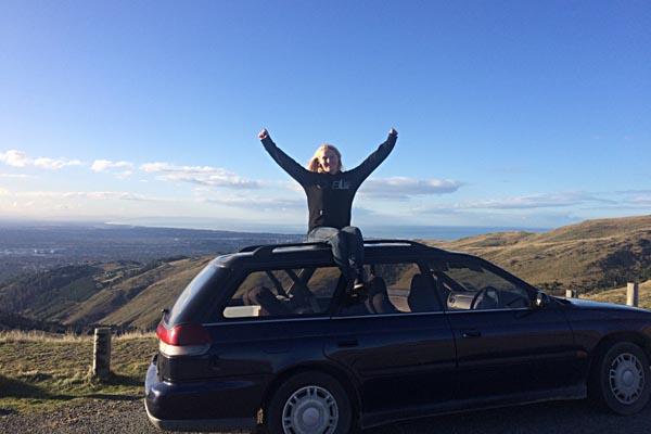 Auto huren Nieuw Zeeland