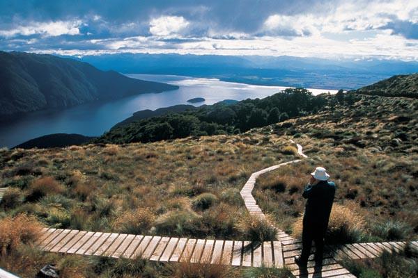 Kepler Track Nieuw Zeeland