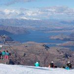 Skiën Treble Cone Nieuw Zeeland